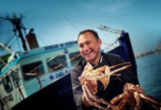 Chef Alan Coxon to promote the UK's food, beverage and tourism industries as part of Great Britain campaign