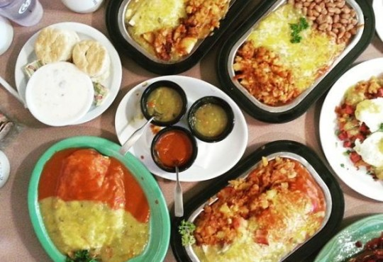 Tourism Department uses food bloggers to spread word about New Mexico