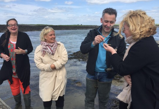 Galway, West of Ireland's food producers win the jury's hearts