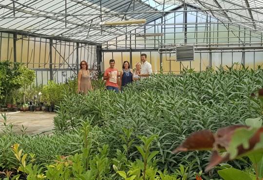 Jury visit: Tasting the seasons in the South Aegean