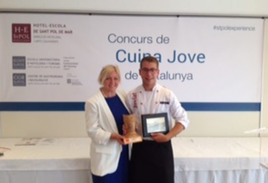 Market Cuisine: Catalan Youth Culinary Contest