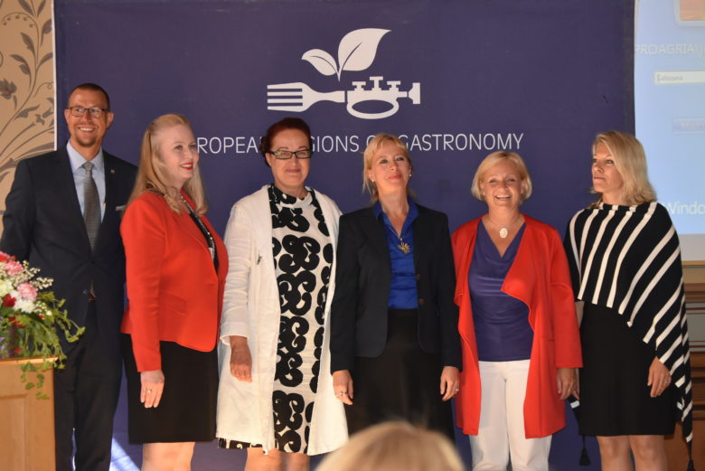 Kuopio Announced European Region of Gastronomy 2020